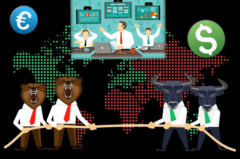 외환(FX)시장의 종류와 주요 참여자