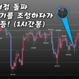 달러엔-차트-속임수-꼬리-수염-패턴
