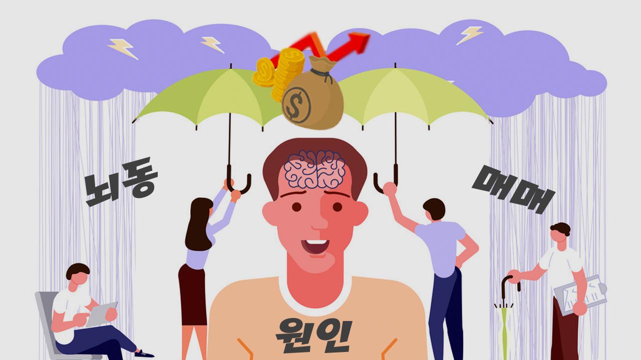 뇌동매매-원인-주식투자