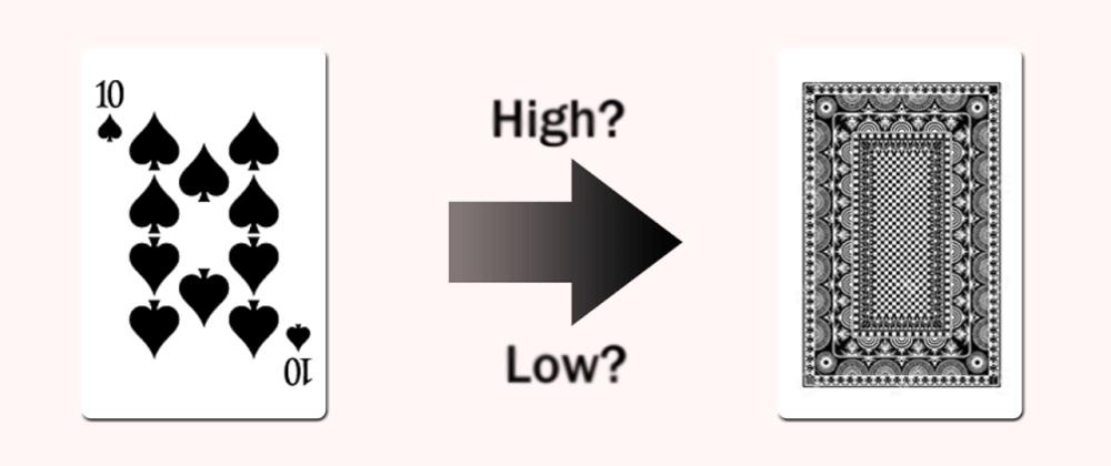 하이로-highlow-게임-트럼프카드-도박