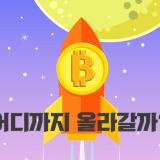 암호화폐 주도주 '비트코인' 시세, 이익실현 가격대는 어디? (중단기거래 ver.)