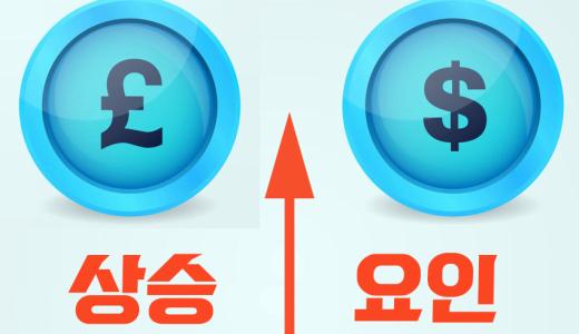 [FX마진 리딩]  어젯밤 '파운드-달러'가 급등한 이유