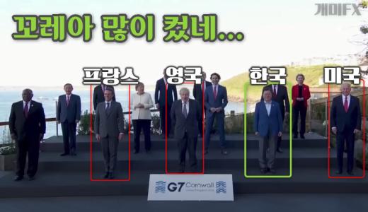 [FX리딩] G7 '중국 왕따' 공동선언! 외환시장 영향은?
